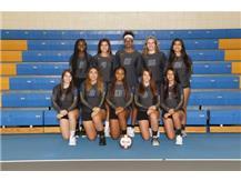 2019 Girls Volleyball Seniors