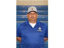 Asst Varsity Coach Tony Juarez