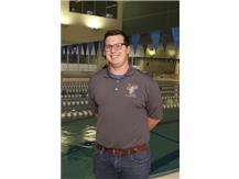 Varsity Coach Cameron Barnish