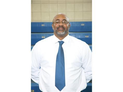 Asst Sophomore Boys Basketball Coach Barney Mines