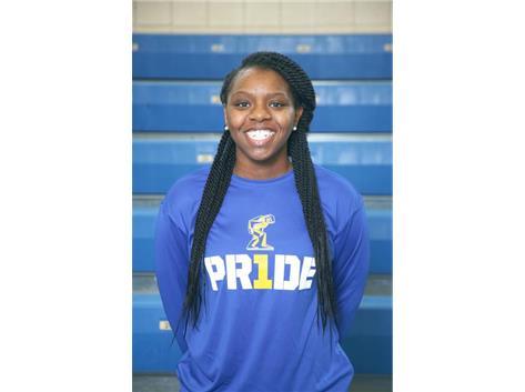 Asst Sophomore Girls Basketball Coach Brianna Marble
