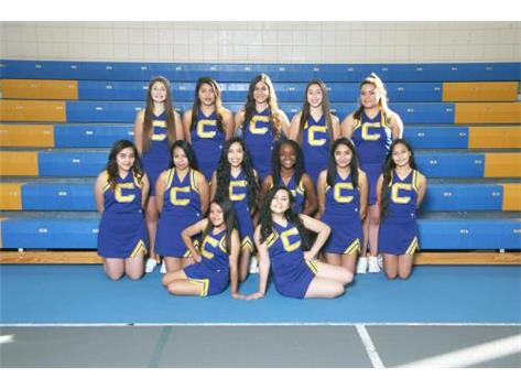 Joliet Central High School Competitive Cheerleading