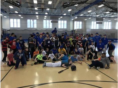 Joliet Central High School Boys Baseball Activities