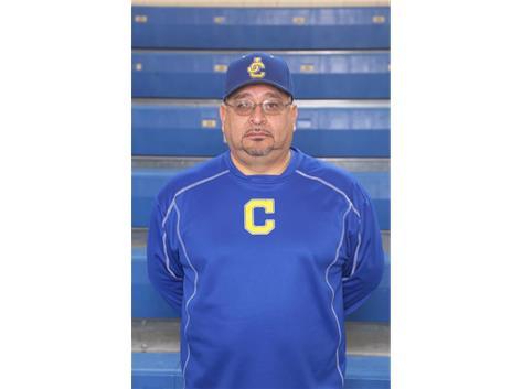 Freshman Coach Juarez
