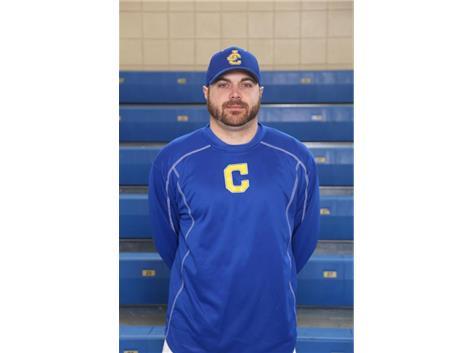 Asst Varsity Coach Schwartz