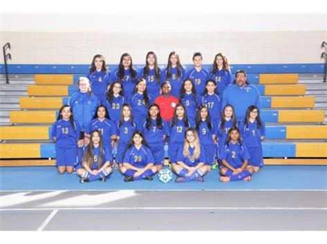 2017 Joliet Central Freshman Girls Soccer