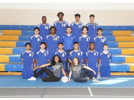2017 Joliet Central JV Boys Volleyball