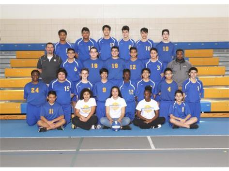2017 Joliet Central Freshman Boys Volleyball