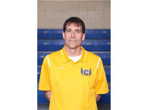 Asst Coach Cherry