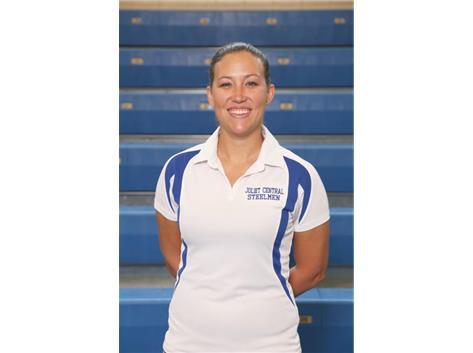Varsity Coach Cara Giovanazzi