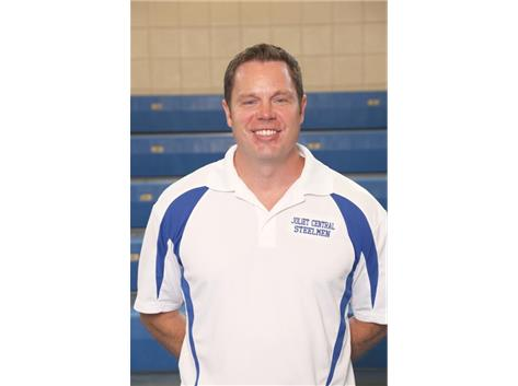 JV Coach Neal Brockett