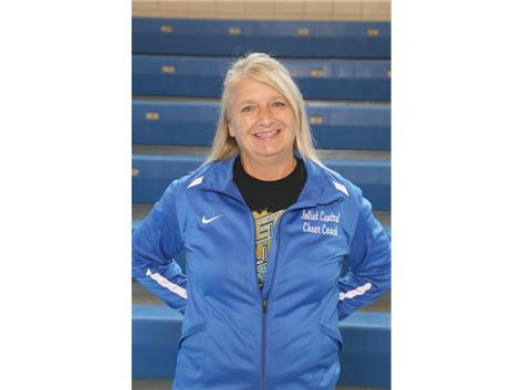 JV Cheer Coach Sue Reilly
