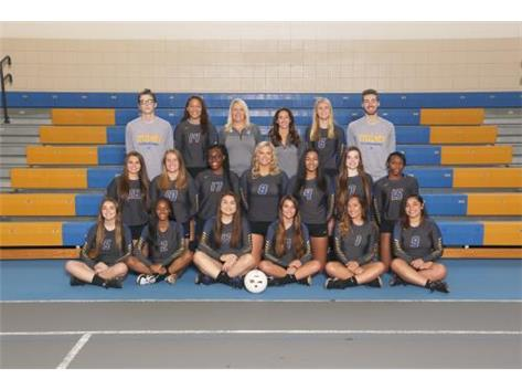 2017 Varsity Girls Volleyball
