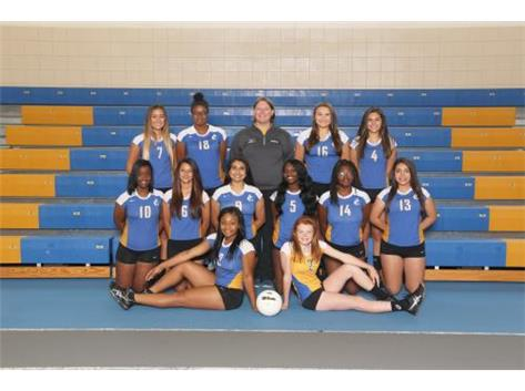 2017 Sophomore Girls Volleyball