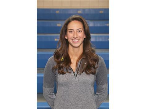 Asst Varsity Coach Kristin Smith