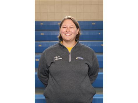 Sophomore Coach Corinne Zimmerman