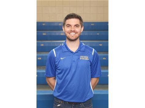 Freshman Coach Patrick O'Neill