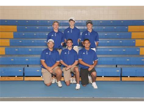 2017 Boys Golf Seniors