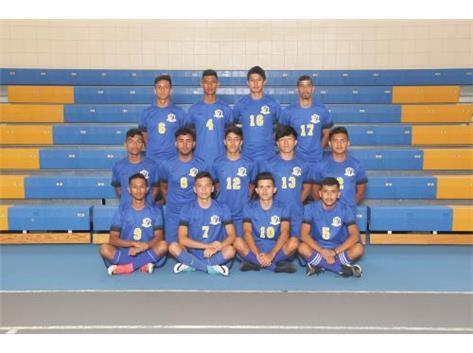 2017 Boys Soccer Seniors