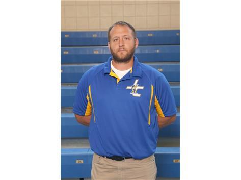 Asst Varsity Coach Kyle Knezetic