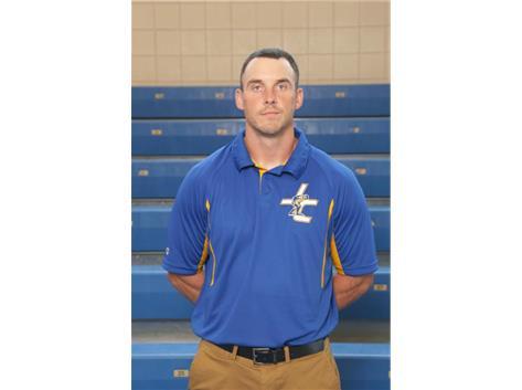 Asst Varsity Coach Brian Levicke