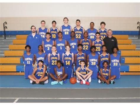 2017-18 Freshman Boys Basketball