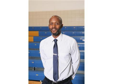 Asst Varsity Coach Michael Mines