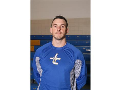 Freshman Coach Brian Levicke