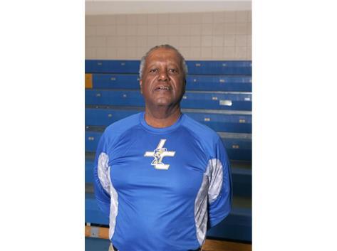 Asst Freshman Coach Fred Hawkins