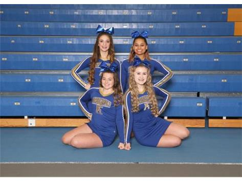 2017-18 Competitive Cheer Seniors