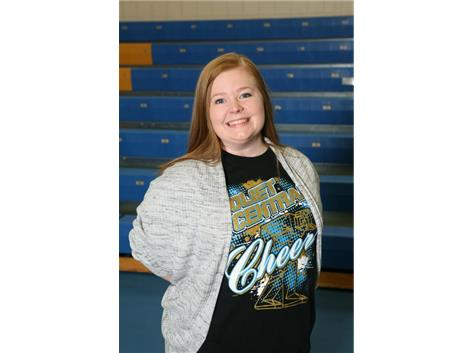 Freshman Coach Tabitha Makey