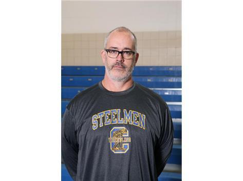 Varsity Coach Gardner Coughlen