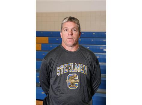 Asst Coach Brian McTague