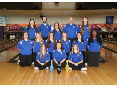 2017-18 Varsity Girls Bowling