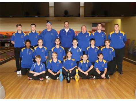 2017-18 Varsity/JV Boys Bowling
