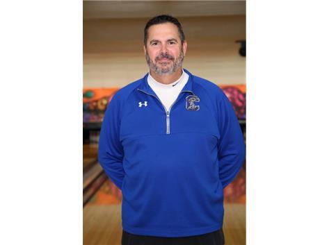 Varsity Coach Ed Larson