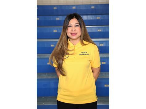 Varsity Coach Lisa Luangsomkham
