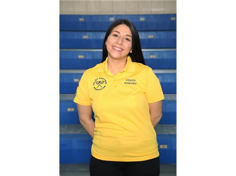 JV Coach Shana Sanchez