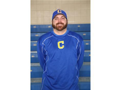 Asst Varsity Coach Chad Schwartz