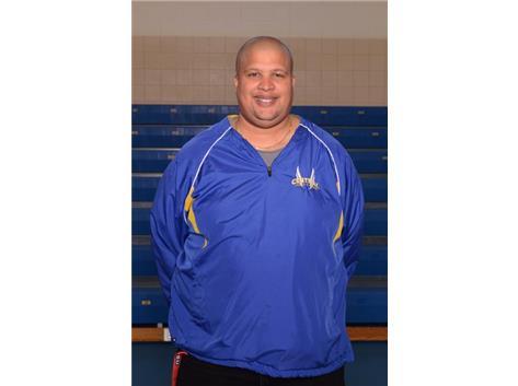 Asst Coach Brian Reed
