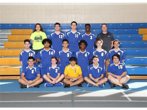 2018 JV Boys Volleyball