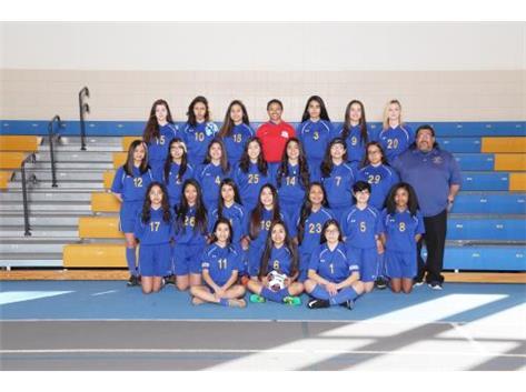 2018 Freshman Girls Soccer