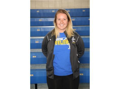Asst Varsity Coach Allison Farkos