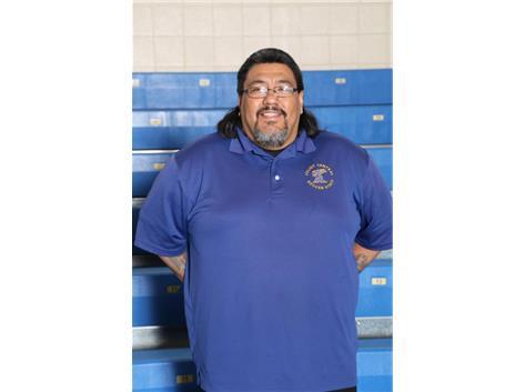 Freshman Coach Artemio Hernandez