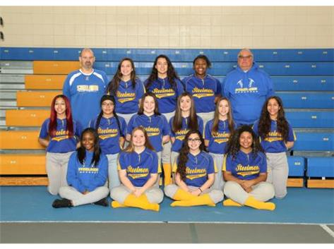 2018 Freshman Softball