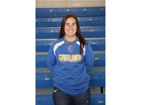 Asst Varsity Coach Maggie Crickman