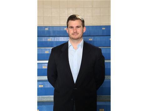 JV Coach John Ciolkosz
