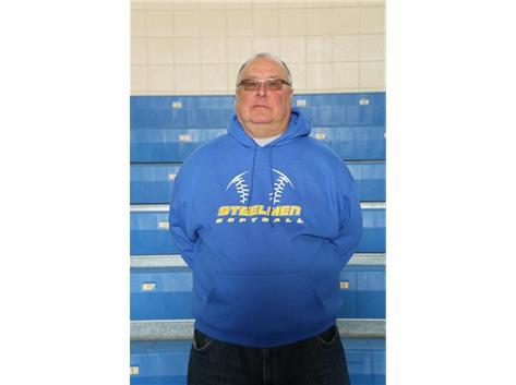 Freshman Coach Karl Gawenda