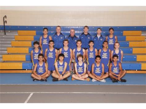 2018 Varsity Boys Cross Country
