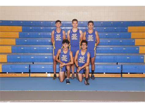 2018 Boys Cross Country Seniors